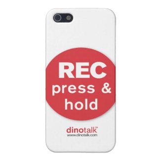 REC - iPhone 4 case