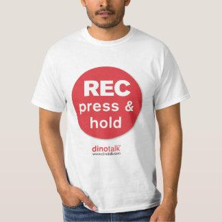 REC - press & hold T-Shirt