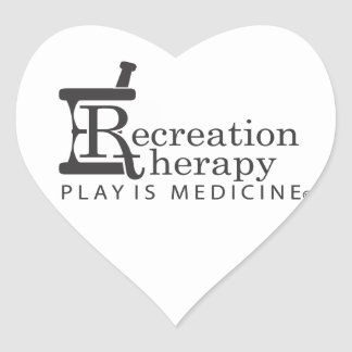 Rec. Therapy gear Stickers