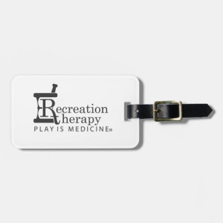 Rec. Therapy gear Tag For Luggage