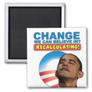 Recálculo - Obama anti Imán Cuadrado