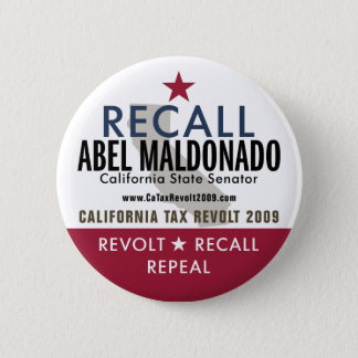 Recall Abel Maldonado Button