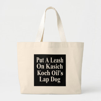 Recall Governor John Kasich Koch Oil's Minion Tote Bags