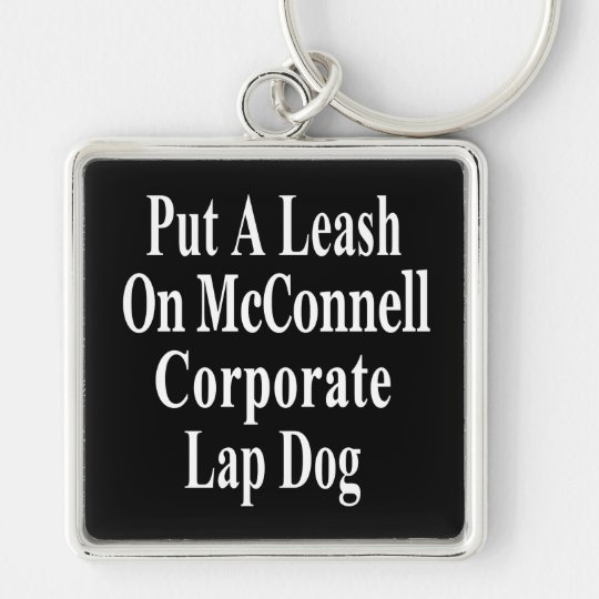 Recall Governor Mitch McConnell Koch Oil's Minion Keychain