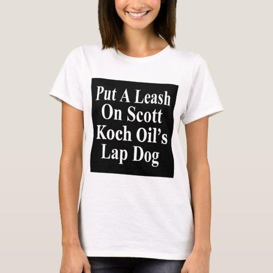 Recall Governor Rick Scott Koch Oil's  Evil Minion T-Shirt