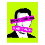 Recall Governor Scott Walker Post Card