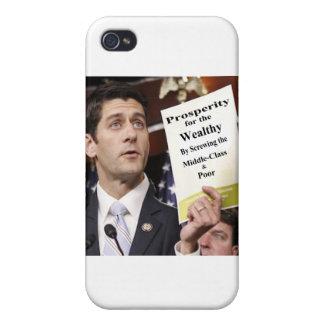 Recall Representative Paul Ryan iPhone 4 Cover
