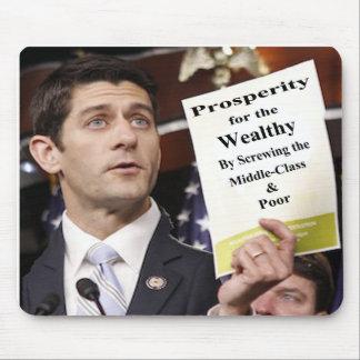 Recall Representative Paul Ryan Mouse Pad