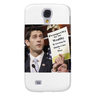 Recall Representative Paul Ryan Samsung Galaxy S4 Cover