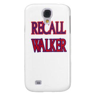 Recall Walker Galaxy S4 Case