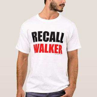 Recall Walker (light colors) T-Shirt