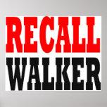 Recall Walker Poster (Huge)