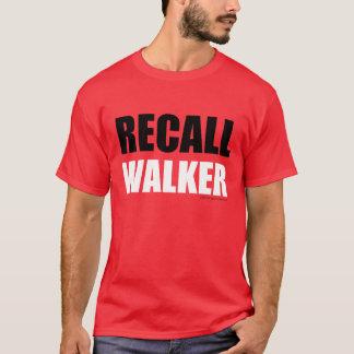 Recall Walker (red) T-Shirt