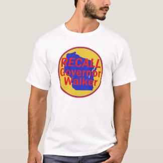 RECALL Walker T-Shirt