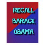 RecallBarack-2 Membretes Personalizados