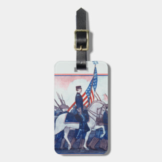 Recaptured: A Philippine War Story Luggage Tags
