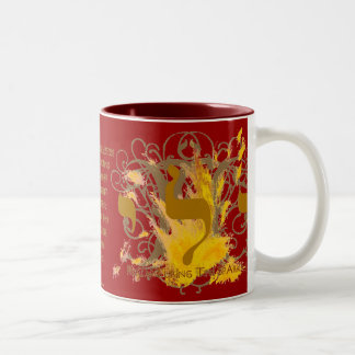 RECAPTURING THE SPARKS ~ RED MUGS