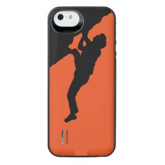 recarga bouldering de la batería para el iPhone Funda Power Gallery™ Para iPhone 5 De Uncommon