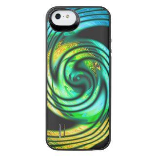 recarga informe de la batería de la pasión para el funda power gallery™ para iPhone 5 de uncommon
