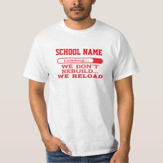Recargamos la camisa del orgullo de la escuela