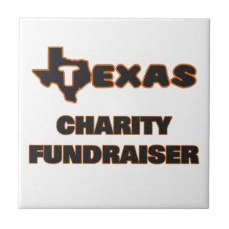 Recaudador de fondos de la caridad de Tejas