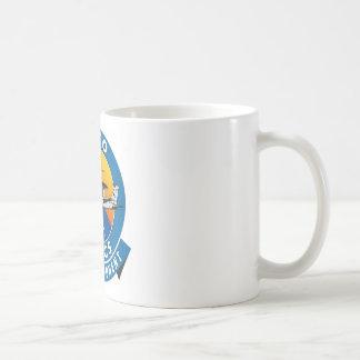 Recaudador de fondos del cáncer de pecho del AWACS Taza De Café