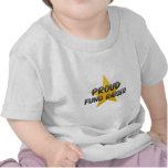 Recaudador de fondos orgullosa camisetas