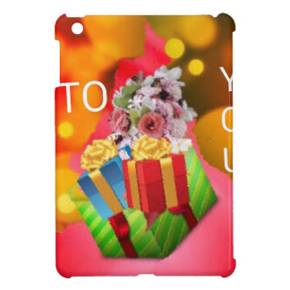 Receive my gifts with all my hearts iPad mini case