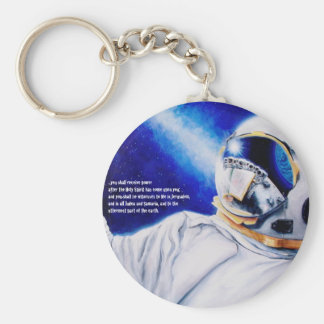 Receive Power Keychain