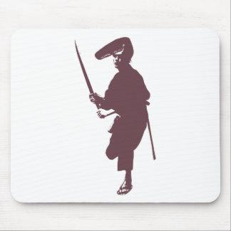 Recent samurai mouse pad