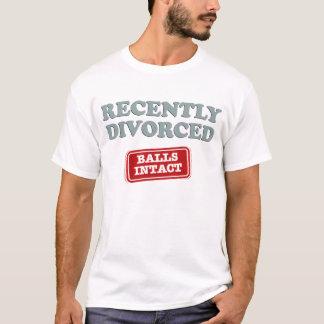 Recently Divorced, Balls Intact T-Shirt