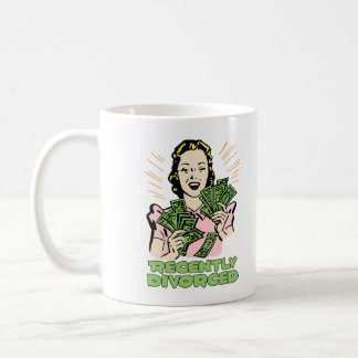 Recently Divorced Mugs