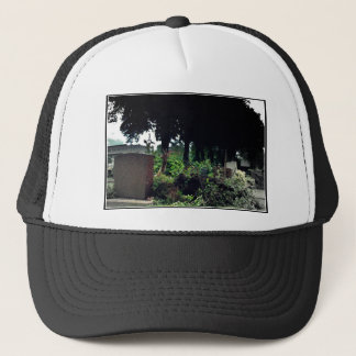 Recently on the cemetery trucker hat