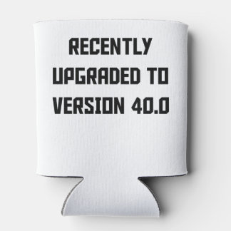 Recently Upgraded To Version 40.0 Can Cooler