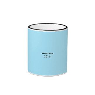 Recepción 2016 taza de dos colores