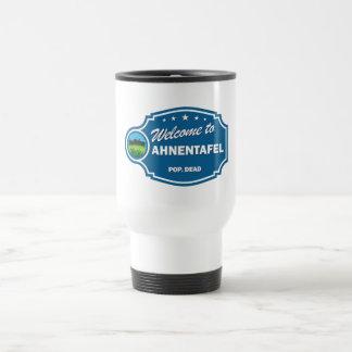 Recepción a Ahnentafel Tazas De Café