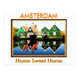 Recepción a Amsterdam (Mojisola un Gbadamosi Okubu Postales
