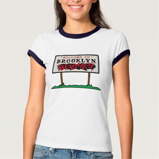 Recepción a Brooklyn Tshirt
