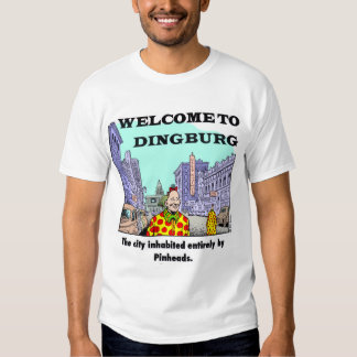 Recepción a Dingburg #2 Camisas
