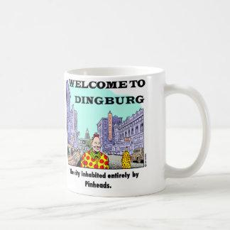 Recepción a Dingburg #2 Taza De Café