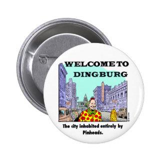 Recepción a Dingburg Pin