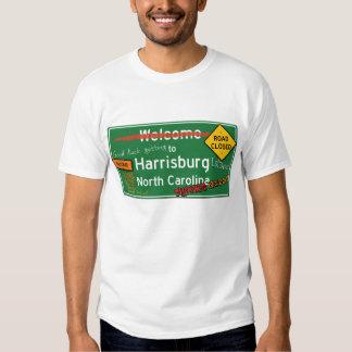 Recepción a Harrisburg Carolina del Norte Camisas