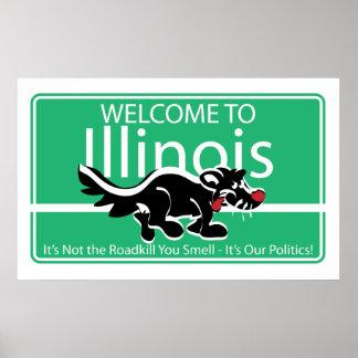 Recepción a Illinois Impresiones