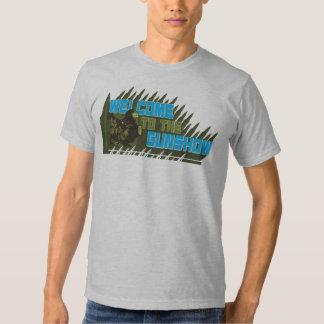 Recepción a la camiseta de Gunshow Camisas