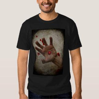 Recepción a la camiseta pasada del día polera