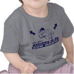¡Recepción a la demostración de arma! Camisetas