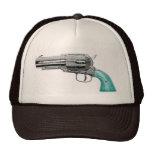 recepción a la demostración de arma gorras de camionero