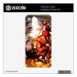 Recepción a la diabetes iPhone 4S skin
