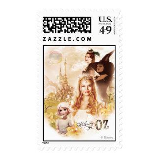 Recepción a la onza timbres postales