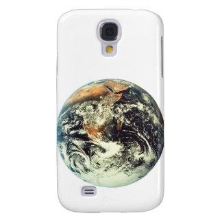 recepción a la tierra del planeta funda para galaxy s4